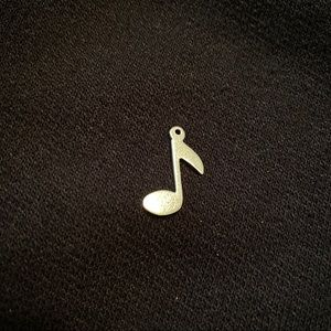 James Avery music note
